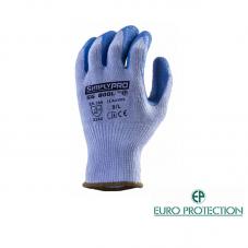 Gants 1LAAV latex bleu
