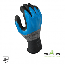 Gants 376 enduction nitrile...